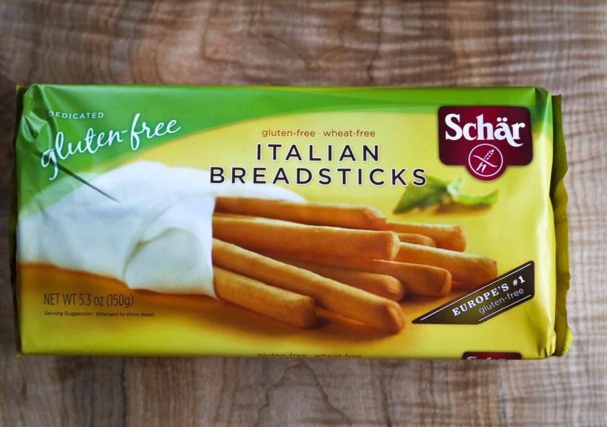Schar- breadsticks