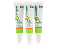 Pure & Green organic toothpaste
