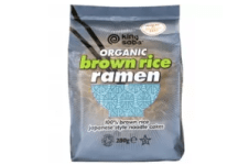 King Soba Organic Brown Rice Ramen Noodles