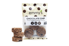 Emmy's Organics Gluten Free Chocolate Chip Macaroons