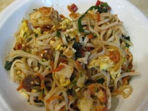 Gluten Free Pad Thai Amy Fothergill