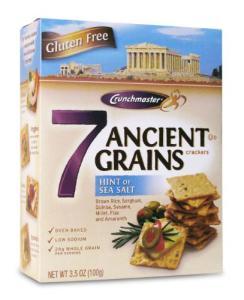 Crunchmaster Gluten Free