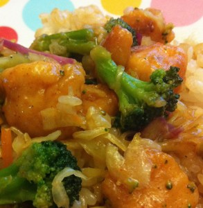 gluten-free spicy-orange-chicken