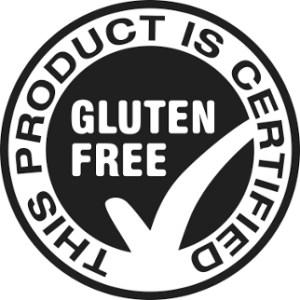 gluten free certification label