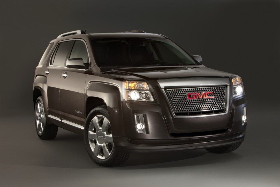 Future Product Guide  GMC Vehicles For 2012  2013  2014 Model Years     2013  The Year Of Crossovers