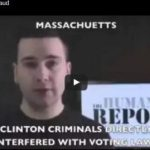 Clinton's criminals directly interfered with voting laws