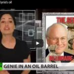 Israel Stealing Syria's Oil