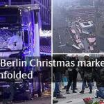 Berlin terror attack: Police hunt for Tunisian man after finding identity document in truck, as Isil claims responsibility