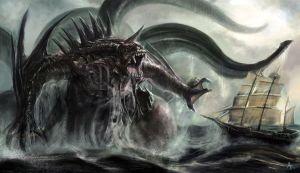 el kraken Morales Fallon