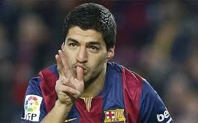 Barcelona Fc : Meet Fc Barcelona Prolific Striker, Luis Suarez