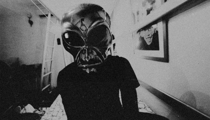 Alien Mask Photo