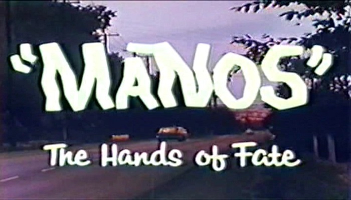 Podcast of Terror – #40 Manos the Hands of Fate (W/ Dave Nelson)