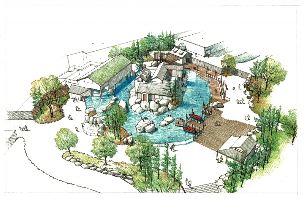 Good News Electric Helps Maryland Zoo Create Fancy New