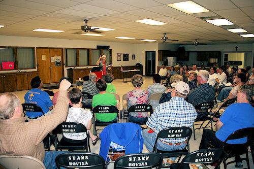 Events - Topics - Terry in Bovina, Texas