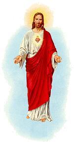 Intimate Conversation - Sacred Heart of Jesus
