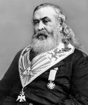 albert pike Who is Lucifer?