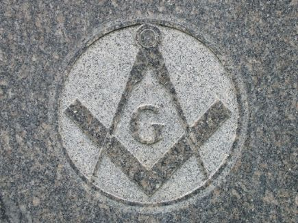 Freemason stone Origins of Freemasonry: The Church Hires Merovingian Stone Masons
