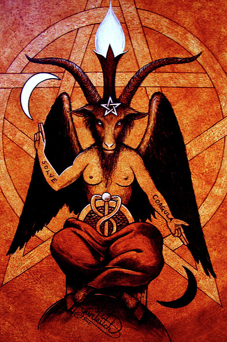Abraxas mythos in Jupiter Ascending - Basis for Symbolic Understanding  Baphomet