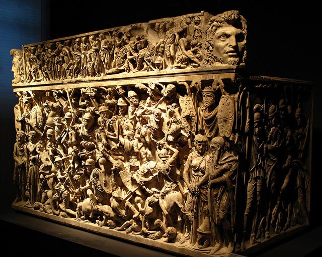 Sarcophagus Portonaccio