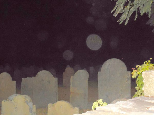 Salem Cemetary Orbs3q The Science of the Jack o lantern
