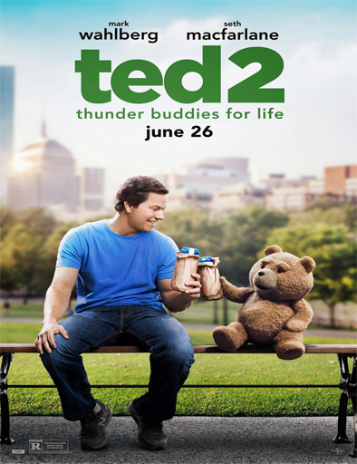 Poster de Ted 2