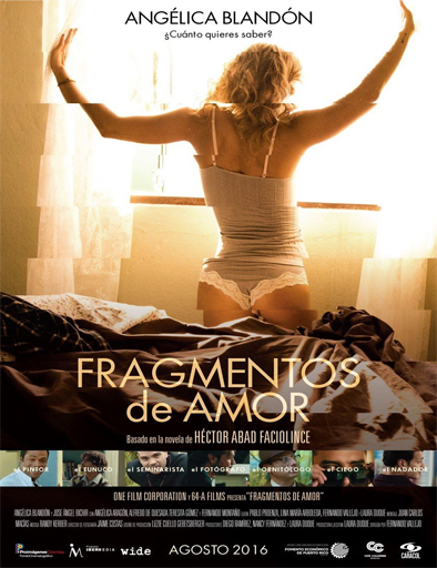 Poster de Fragmentos de amor