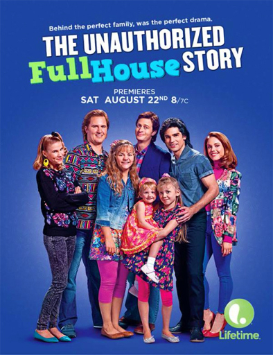 Poster de The Unauthorized Full House Story