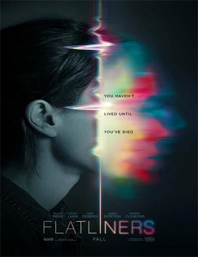 Poster de Flatliners (Línea Mortal: Al Límite)