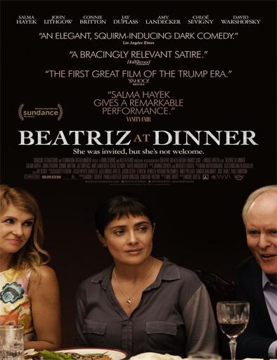 Poster de Beatriz at Dinner