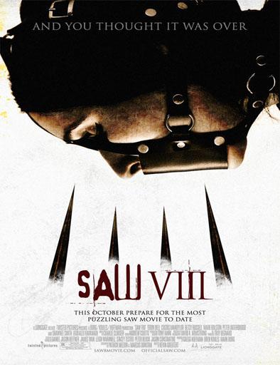 Poster de Jigsaw (Saw 8)