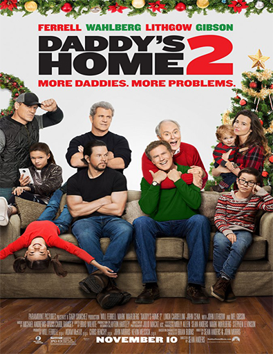 Poster de Daddy's Home (Guerra de papás 2)