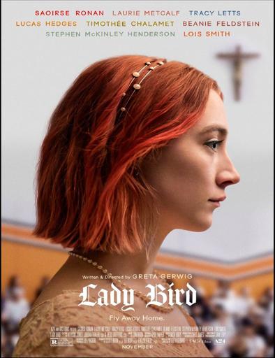 Poster de Lady Bird