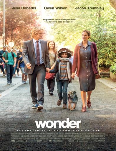 Poster de Wonder (Extraordinario)