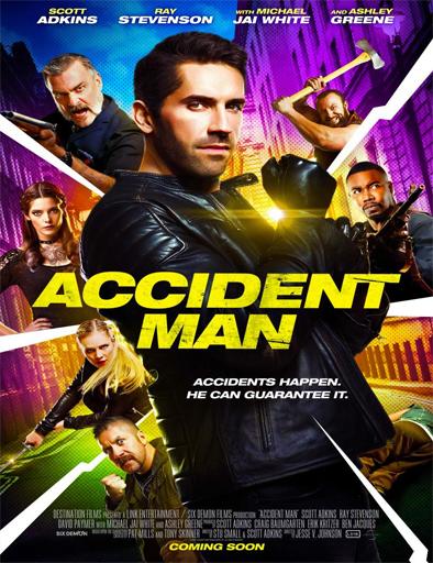 Poster de Accident Man