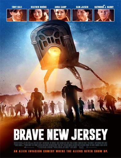 Poster de Brave New Jersey