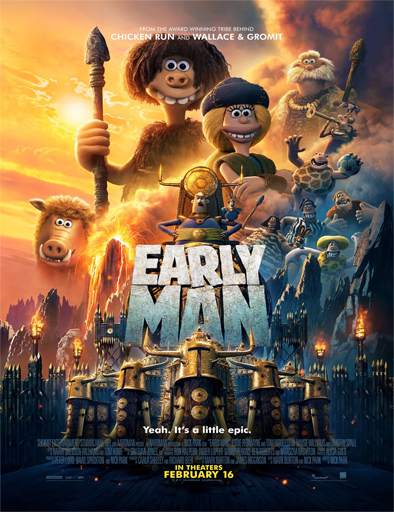 Poster de Early Man (El cavernícola)