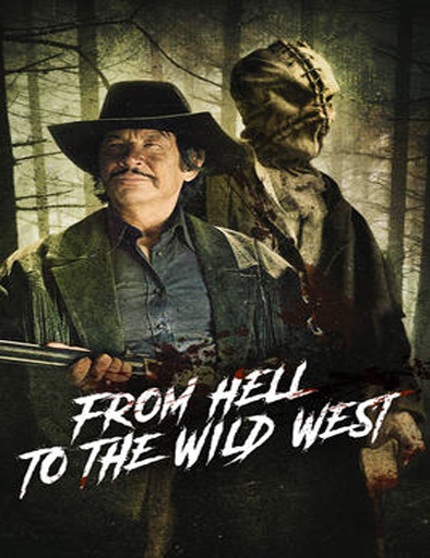 Poster de From Hell to the Wild West