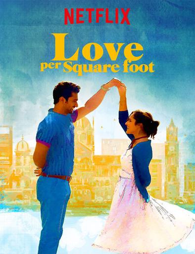 Poster de Amor por metro cuadrado