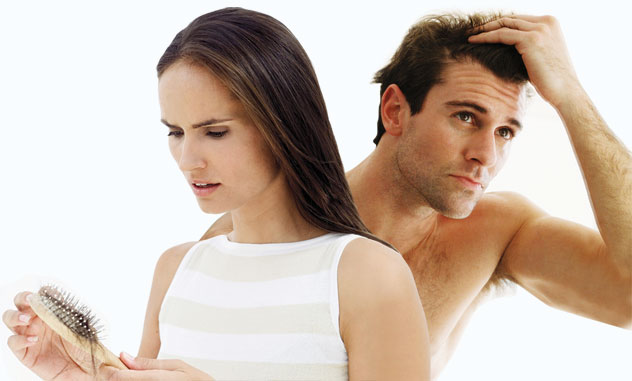 Hair Loss - What are causes of hair loss?