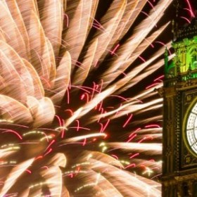 new years eve in london