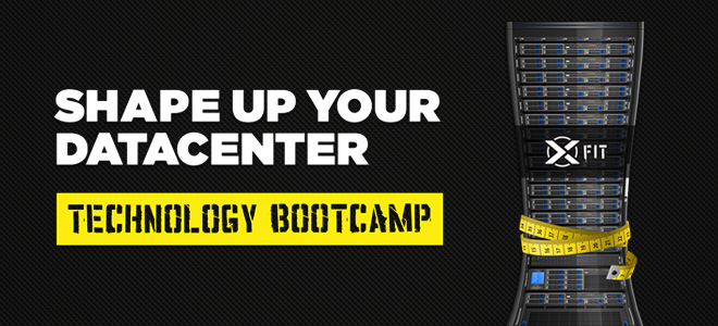 Nutanix - Shape Up Your Datacenter Bootcamp