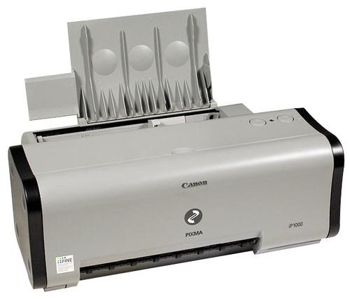 Canon Pixma IP1000 Printer Driver