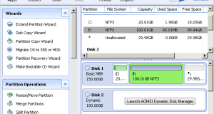 Top 5 Disk Partition Or Partition Manager Softwares Free Download For Windows 8