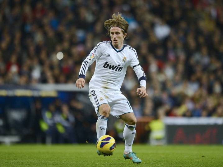 Luka Modrić: The Playmaker