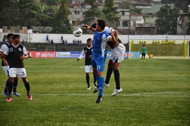 Rangdajied vs. Mohammedan Sporting