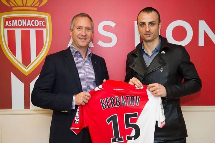 Berbatov-Monaco