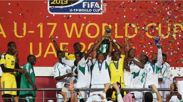 Nigeria: 2013 U-17 World Cup Champions