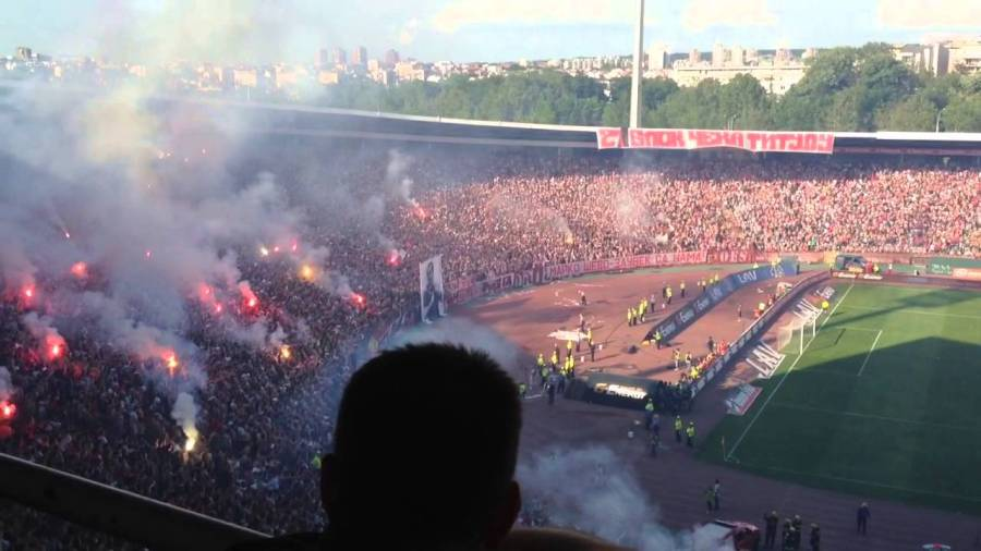 Marcana stadium of Belgrade