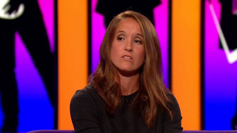Casey Stoney in an interview