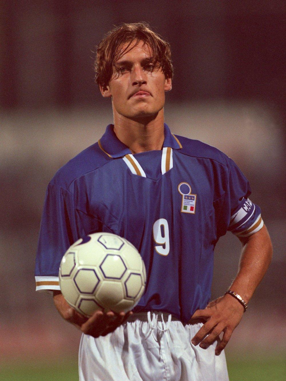 Francesco Totti, Italy